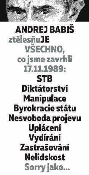 Neztrácíme naději! ★ Vláda StB a komunistů nesmí získat důvěru!