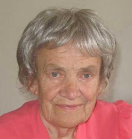 Anna Honová 1926—2019