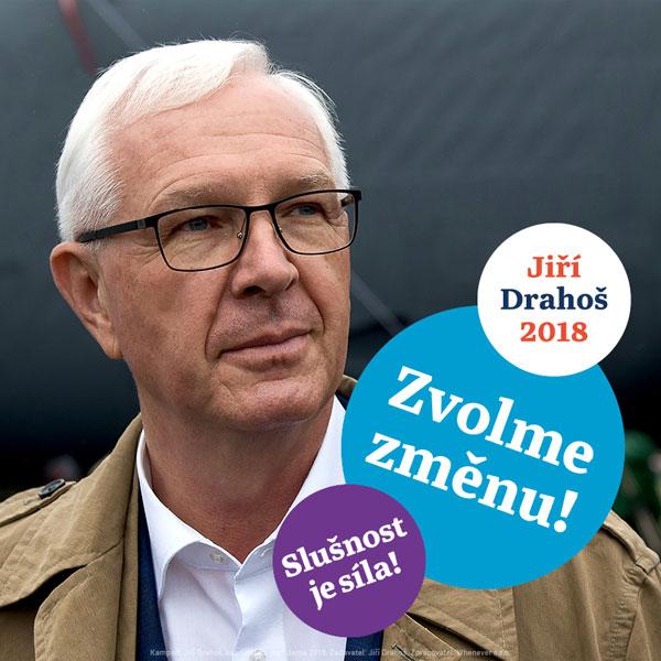 K první předvolební debatě Jiřího Drahoše s Milošem Zemanem