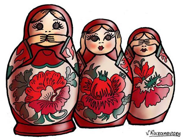 Politický azyl pro Vladimira Luzgina