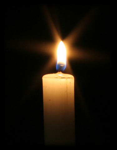 ... a světlo věčné ať mu svítí